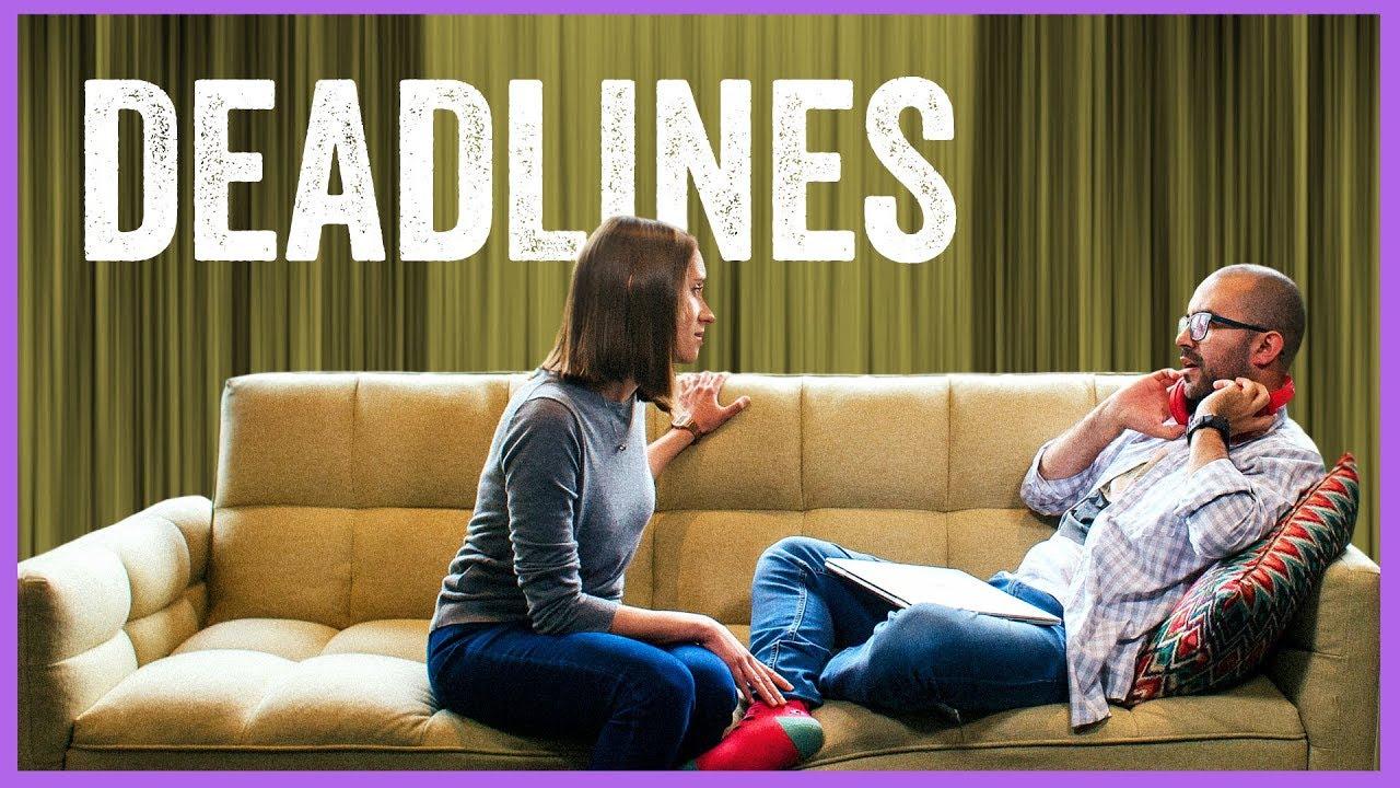Deadlines Adulto Contemporáneo